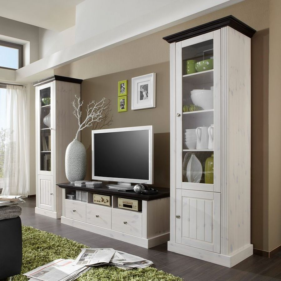 kate wohnwand in 4 farben einrichtungsstile auf dem. Black Bedroom Furniture Sets. Home Design Ideas