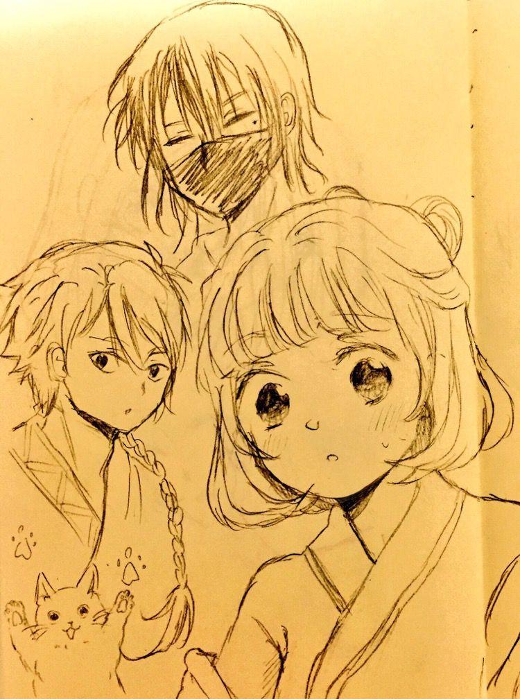 Art by @Mezzo1013 on twitter princess tao