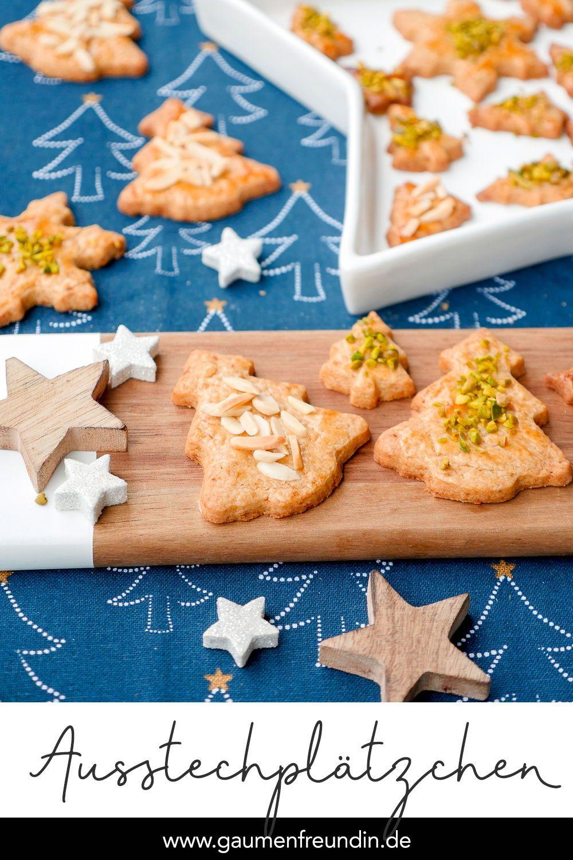 Einfache Ausstechplätzchen Für Kinder Rezept Kekse Plätzchen