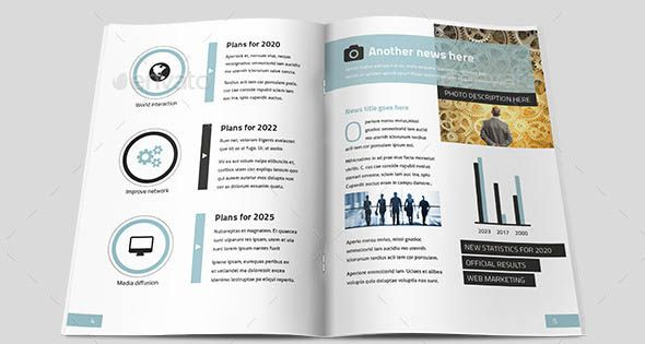 indesign newsletter templates