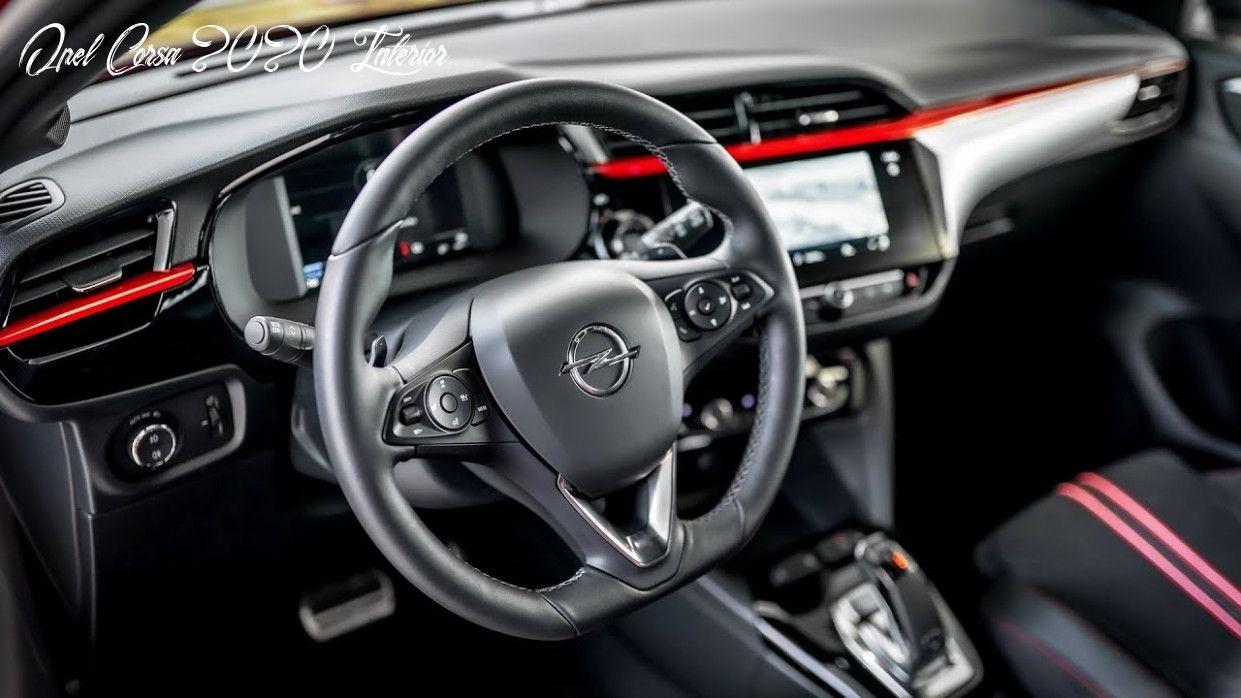 Opel Corsa 2020 Interior History In 2020 Opel Corsa Opel Interior Design Promotions
