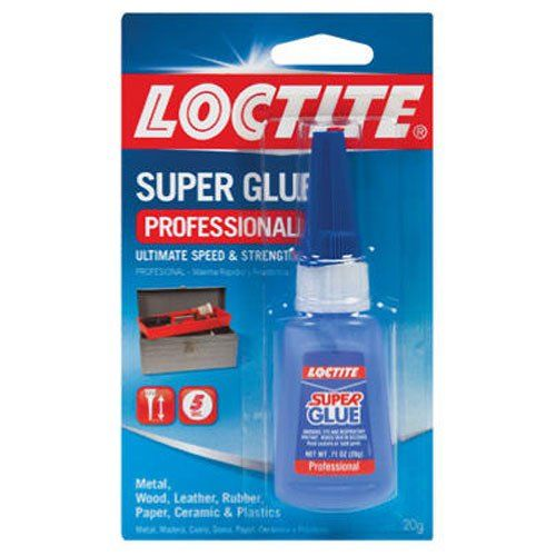 Loctite Liquid Professional Super Glue 20Gram Bottle