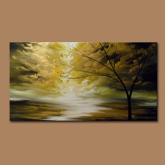 large wall art home and living decor wall hanging surreal abstract ...