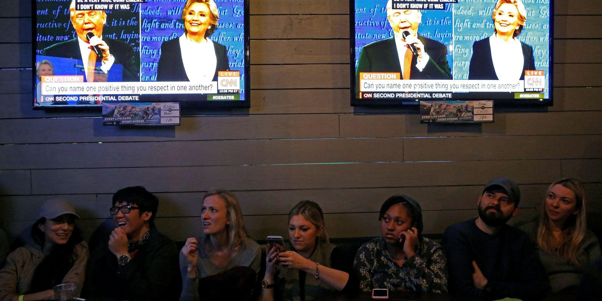 Final Presidential Debate Draws 72 Million Viewers