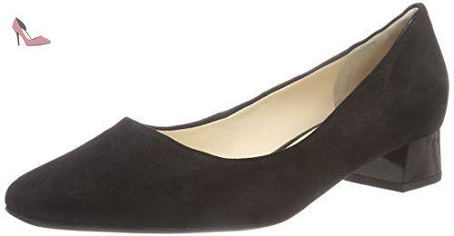 H?gl 0-12 3000, Chaussures à TalonsAvant du Pieds Couvert FemmesBleuBlau (3000), 42 EU