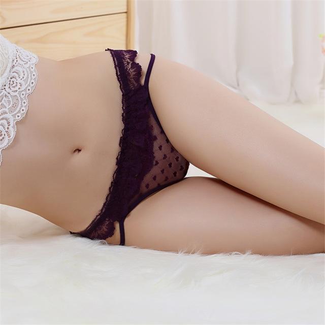 c255a643570 Hot Selling Undewear Women Thongs Panties Lace Underwear Sexy g-string g  string Mini Micro
