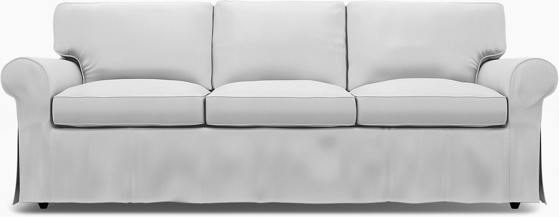 Ikea Ektorp 3 Seater Sofa Cover With Piping Bemz Bemz In 2020