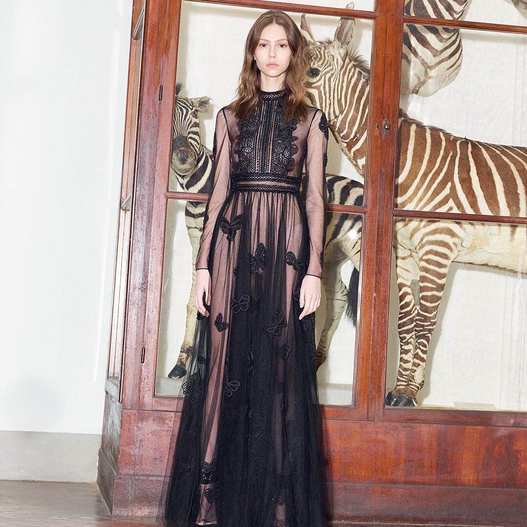 Valentino 2017 - Panther Collection at La Specola, Firenze