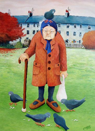 Vicky Mount That Me In Another 15 Years Art Elders Art