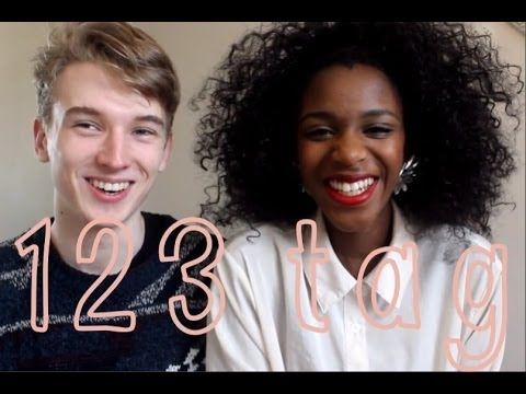 Couples 123 Tag! Joy & Eliot Gotta see this! they are just adorable! #Youtube