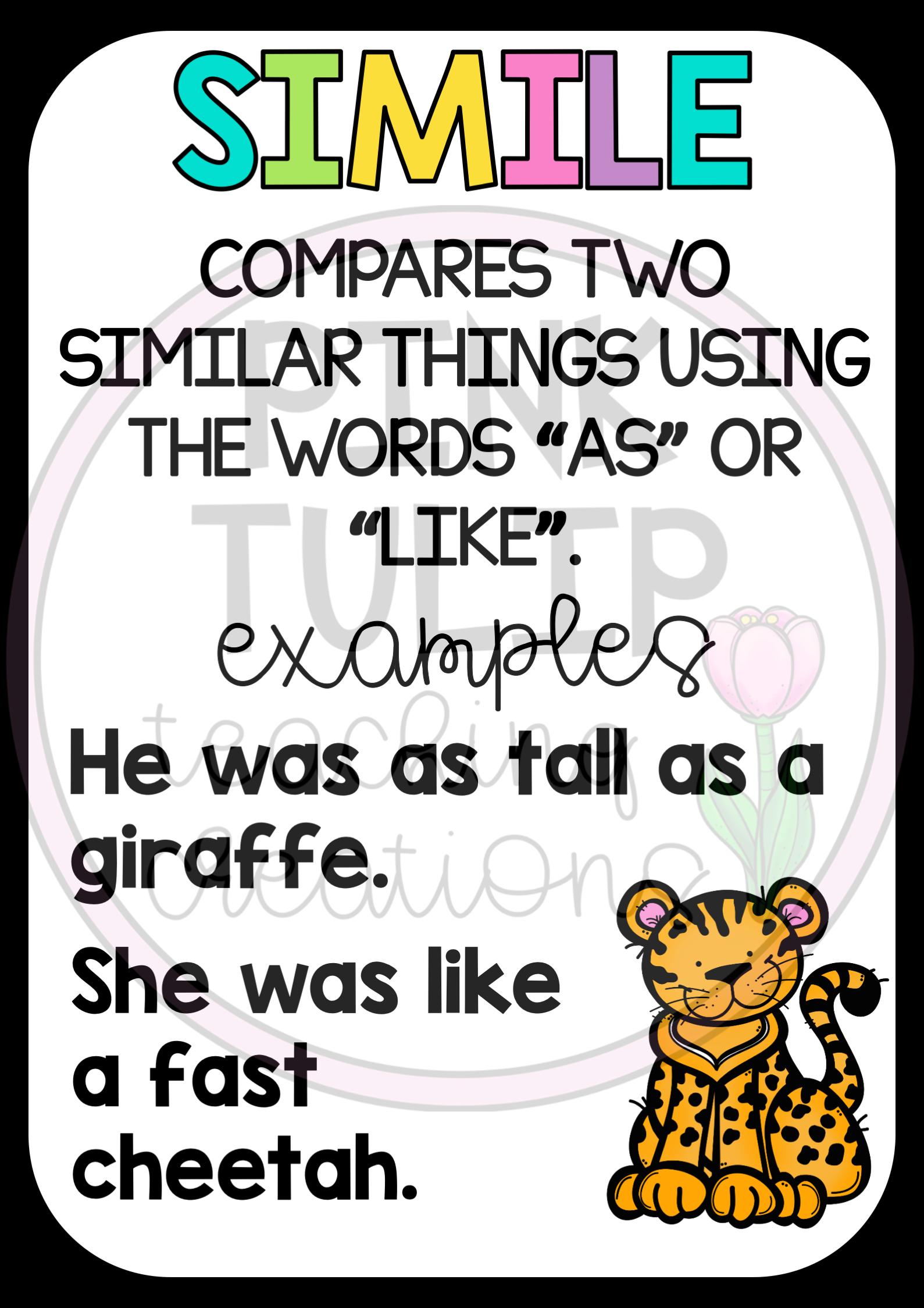 Alliteration Poem Examples Short
