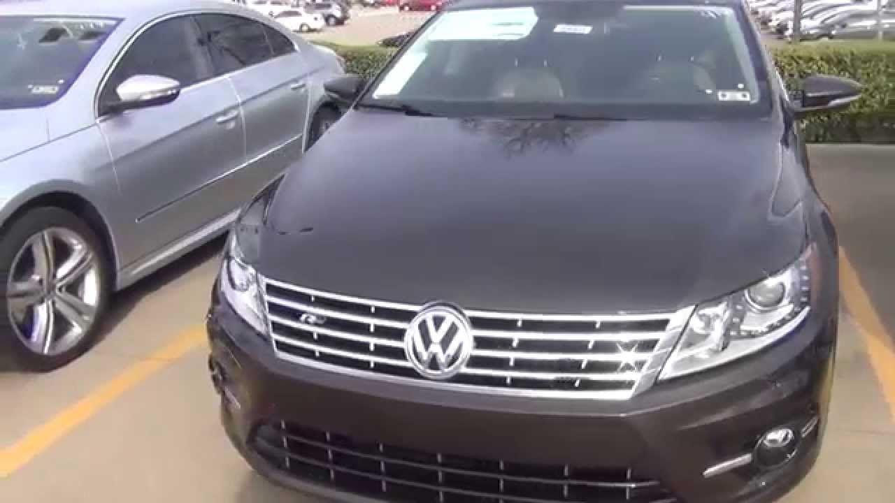 Arlington TX 2014 2015 Volkswagen CC TDI Vs Toyota Camry