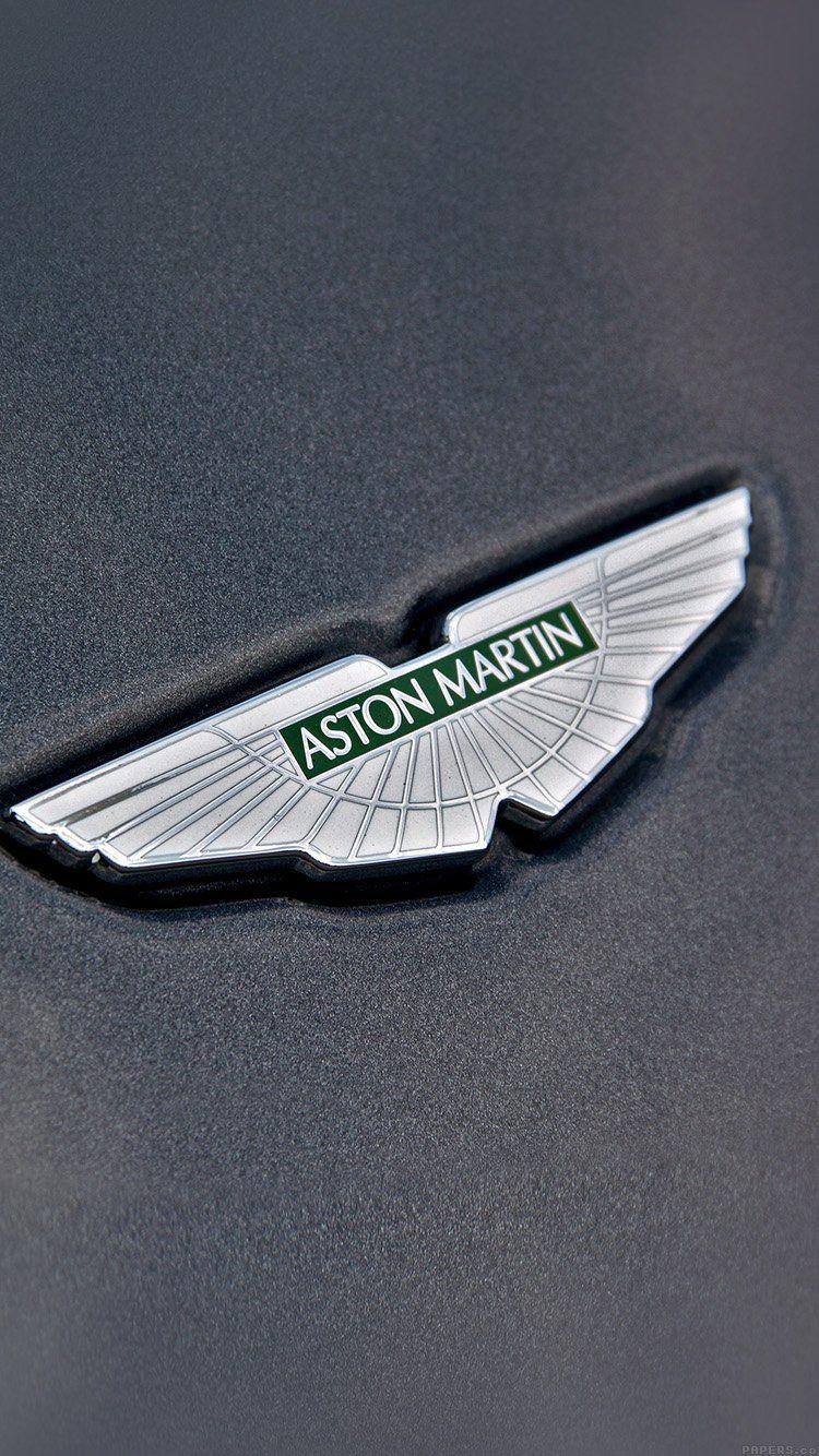 Aston Martin Logo Car Wallpaper Hd Iphone Cars Pinterest
