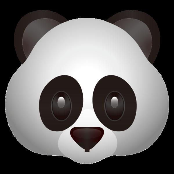 Panda Face Emoji Panda Emoji Emoji Emoji Tattoo