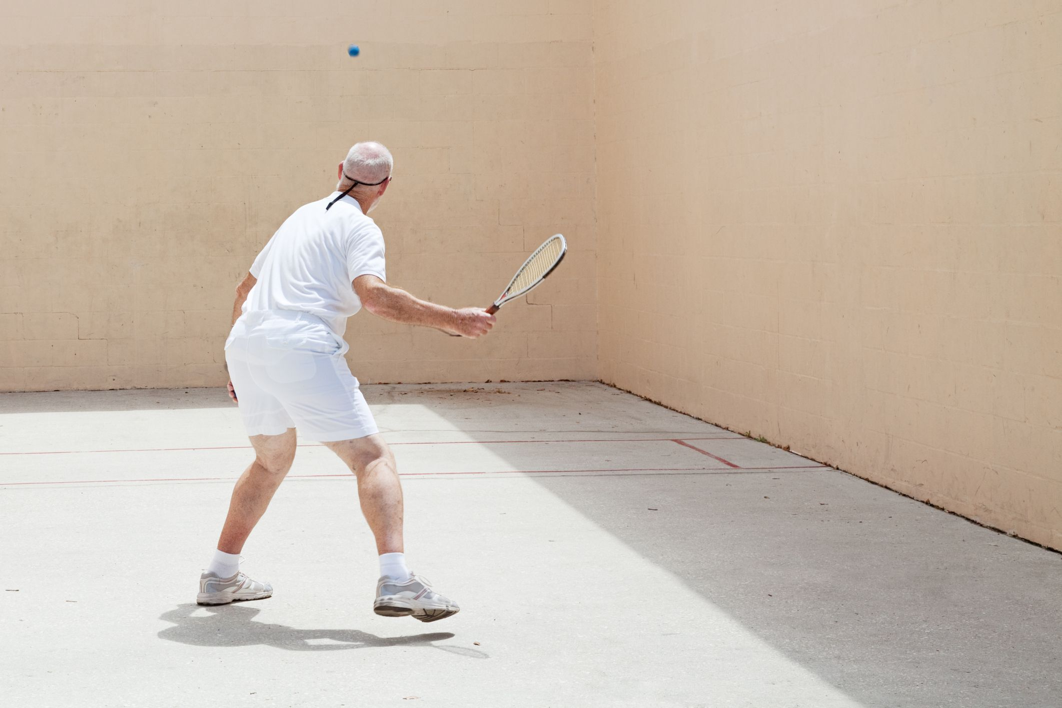 How To Make A Tennis Back Board