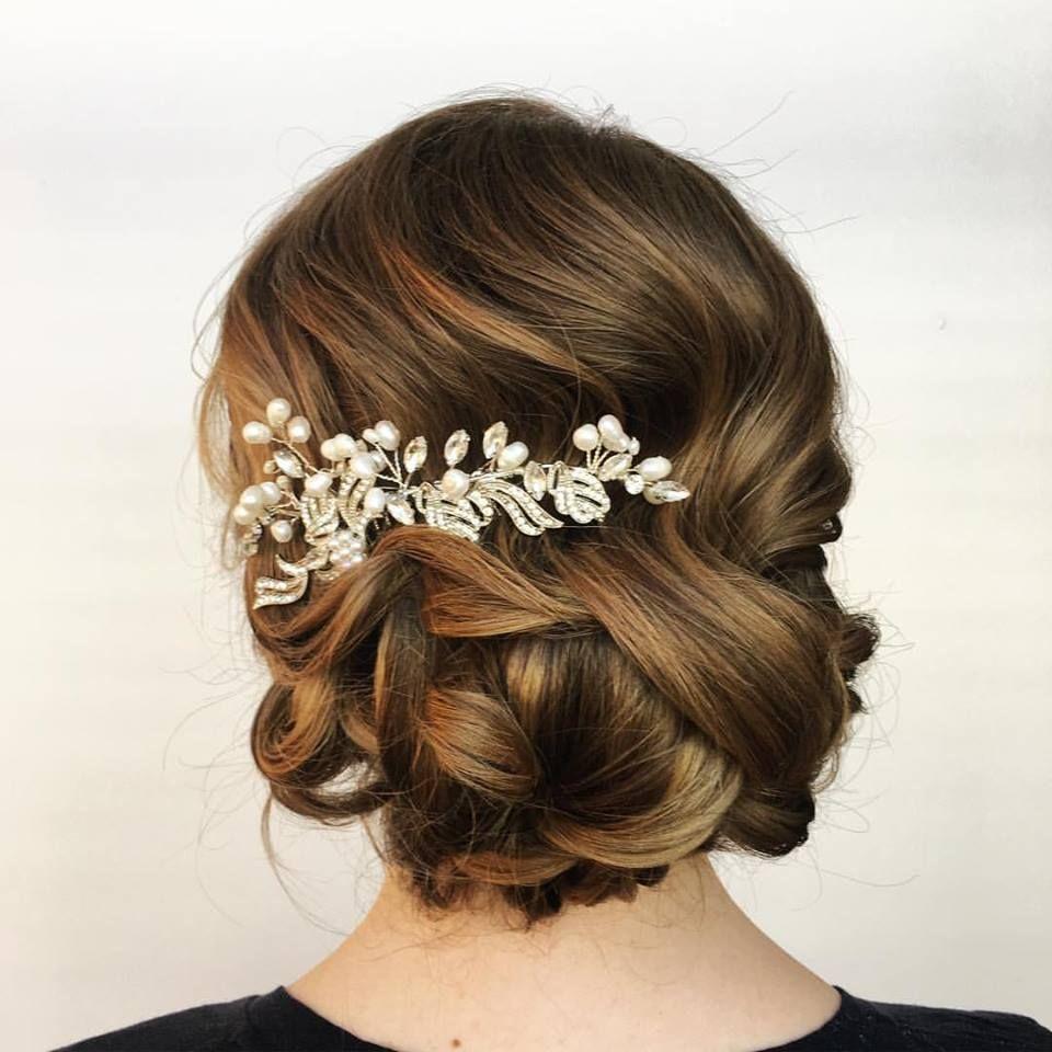 Beautiful updo hair beauty in Pinterest Wedding