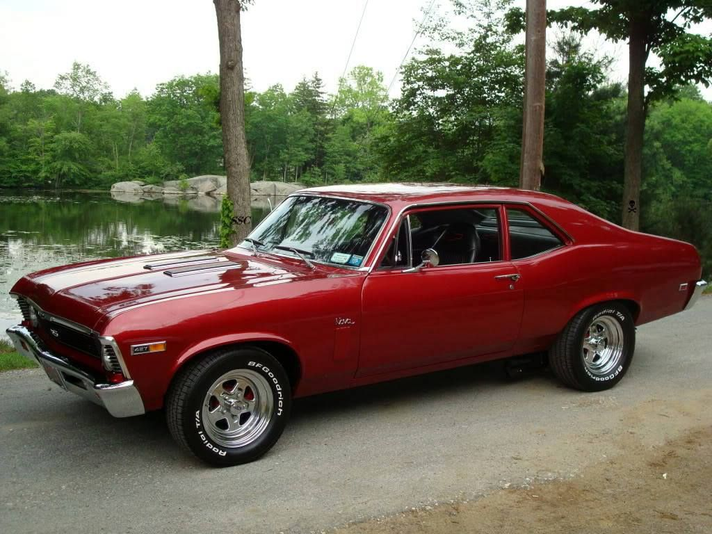 Chevy Muscle Cars >> Chevy Nova Chevy Nova Chevy Muscle Cars Classic Chevy Trucks