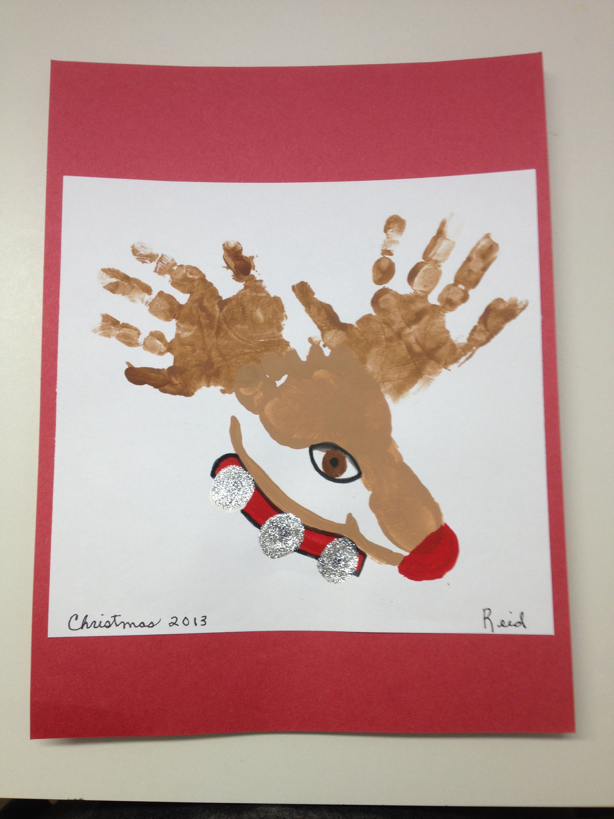 Arts and crafts prints - Christmas Crafts
