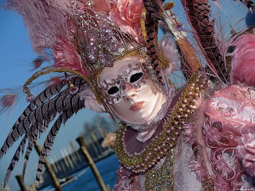 Carnival of Venice 2014 - Carnevale di Venezia 2014 - Carnavale de Venise 2014