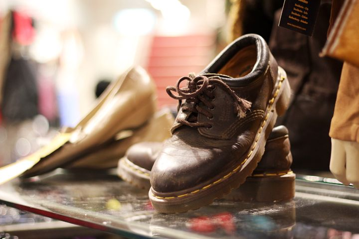 Vintage #shoes from Beyond Retro.