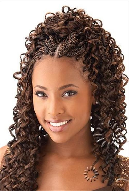 Cute hairstyles for african american hair and a great hair for ...