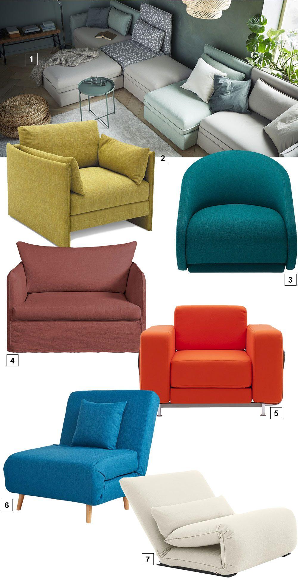 Elegant Canapés Convertibles Design