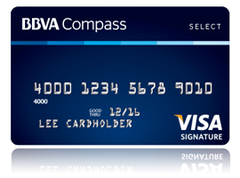 Bbva Compass Select Credit Card Login Online How To Apply