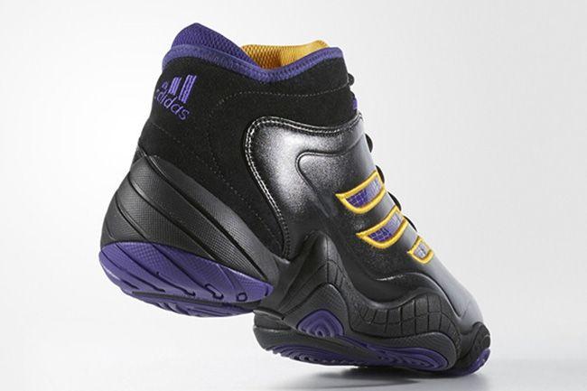 d6f3d347499 Kobe Bryant s adidas KB8 III to Return in Lakers Colors - EU Kicks  Sneaker  Magazine