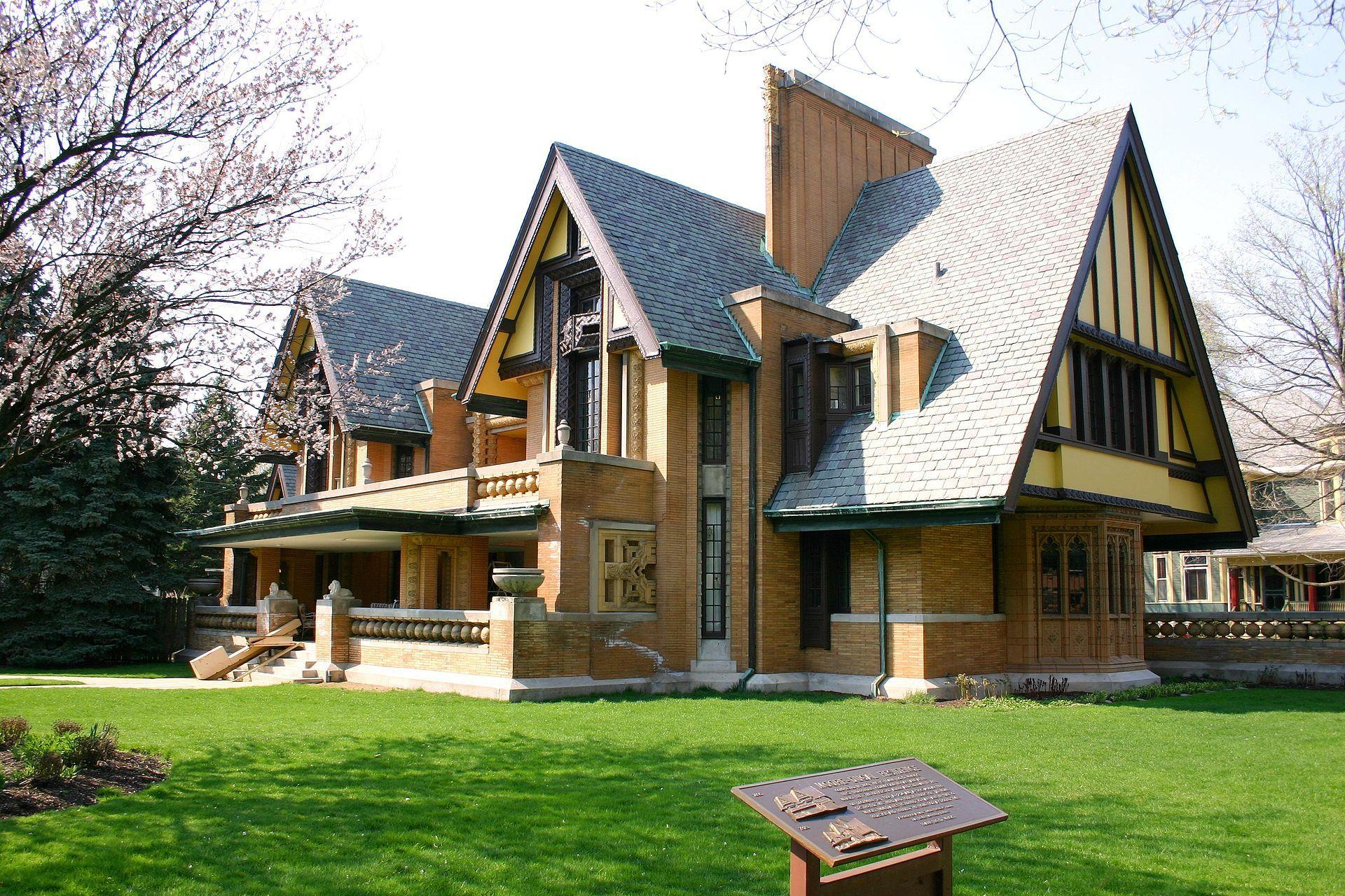 viel rabatt genießen neues Erscheinungsbild guter Service 2010-04-10 3000x2000 oakpark nathan g moore house - Frank ...