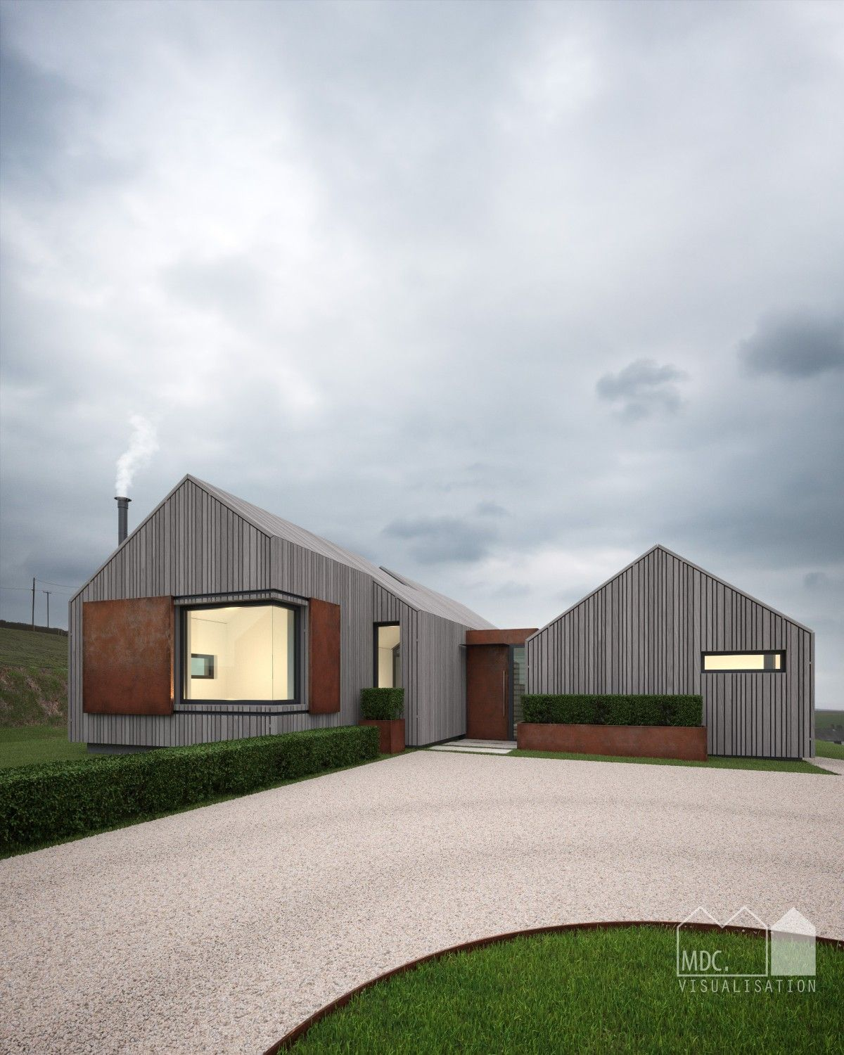 Home Design Ideas Architecture: Eddisbury Barns - Annabelle Tugby