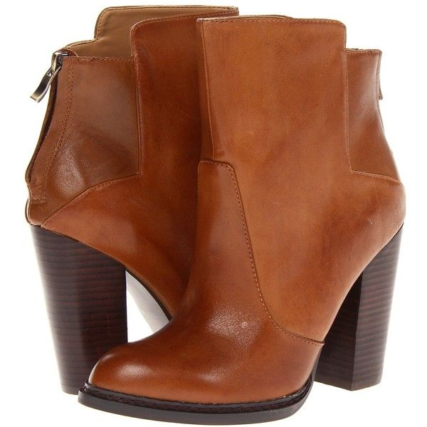 Chinese Laundry Gladly Women's Zip Boots, Tan ($76) ❤ liked on Polyvore featuring shoes, boots, ankle booties, ankle boots, tan, tan ankle booties, high heel booties, zipper boots and chinese laundry boots