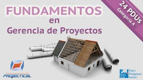 Administre Proyectos Efectivamente - Curso de Fundamentos - La guía completa para administrar proyectos de cualquier tipo, usando las mejores prácticas y finalizarlos con éxito - $199