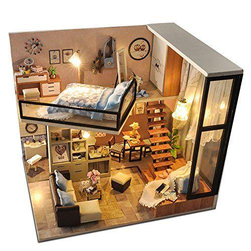 Pin By Jae Little On Dollhouse Stuff Tiny House Design