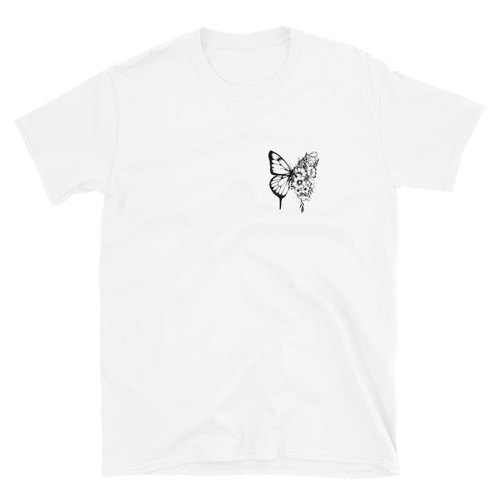 Shawn Butterfly Short Sleeve Unisex T Shirt In 2020 Shirts T
