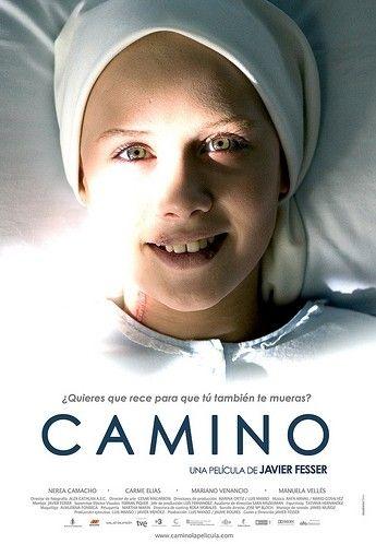 Filme Camino Um Caminho De Luz 2008 Posteres De Filmes