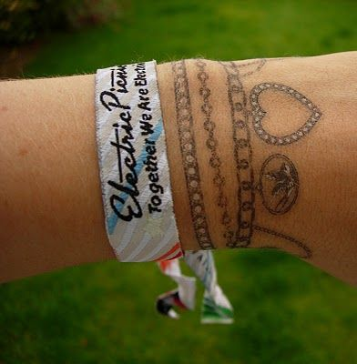 wrist bracelet tattoo i would want a simple bracelet with 1or 2 charms tats pinterest. Black Bedroom Furniture Sets. Home Design Ideas
