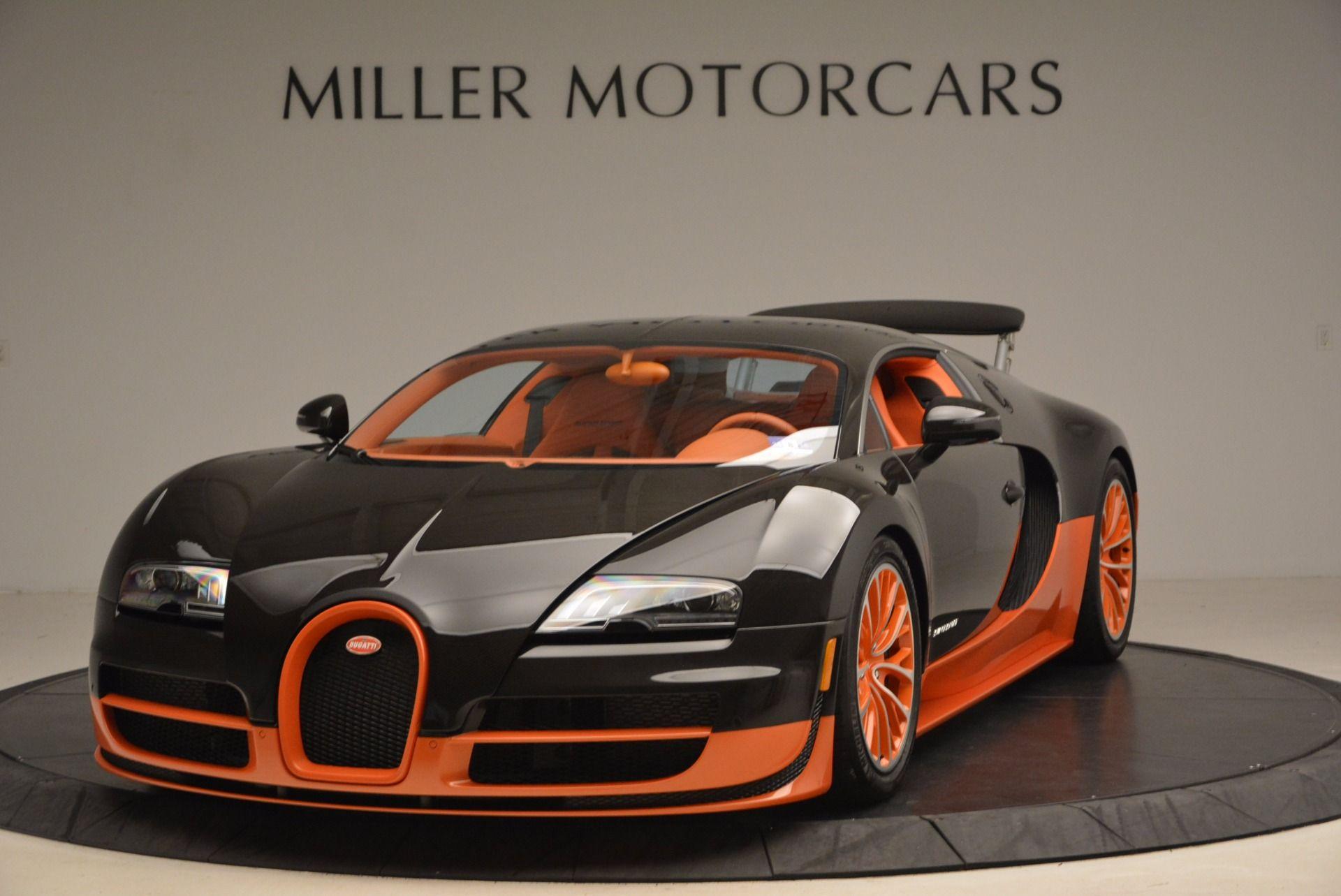 2012 Bugatti Veyron 16.4 Super Sport Stock 7244C for