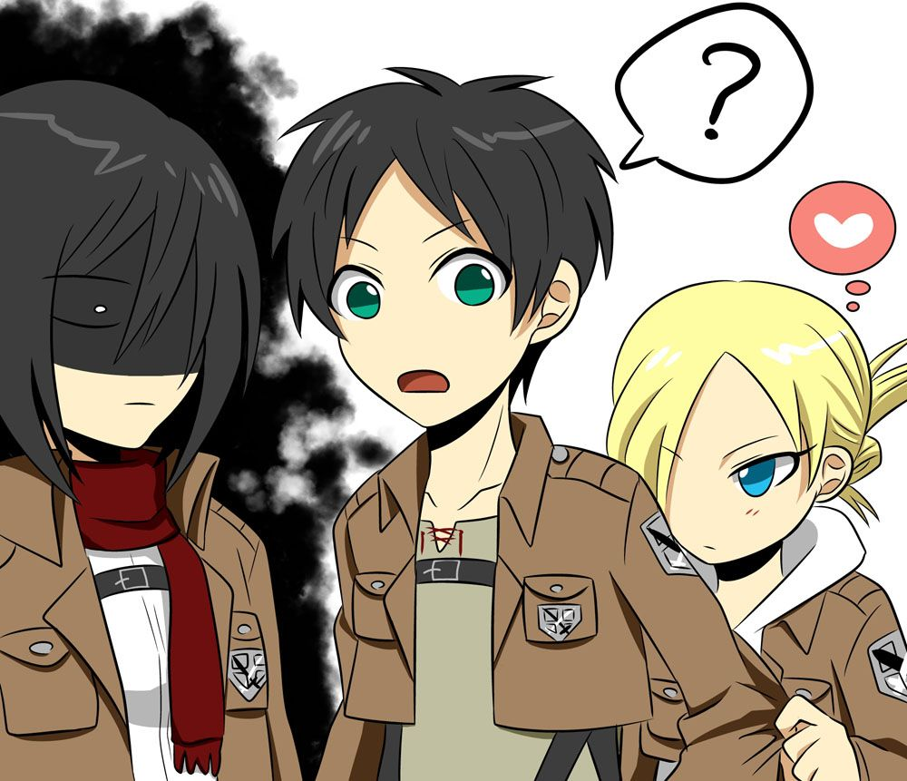 Attack On Titan, Eremika, Attack