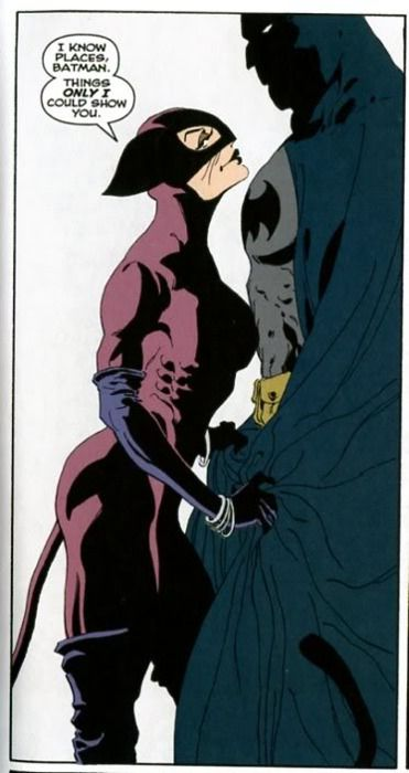 Catwoman And Batman Awesome Art Batman Comics Batman Batman