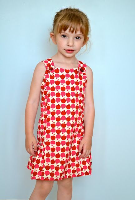 Oliver + S Seashore Dress - To match the Tea Party Dress I just made ...