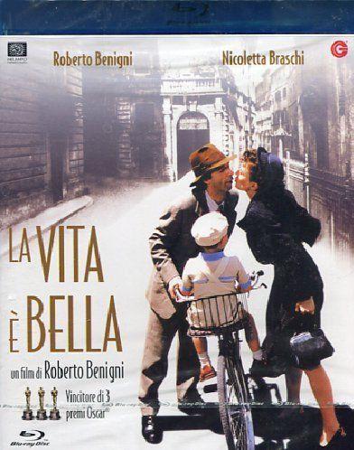 La Vita E Bella Blu Ray Roberto Benigni Http Www Dp B0047uc4gm Ref Cm Sw R Pi Dp 5ckrqb15fhjhx Film Books Good Movies La Vita è Bella