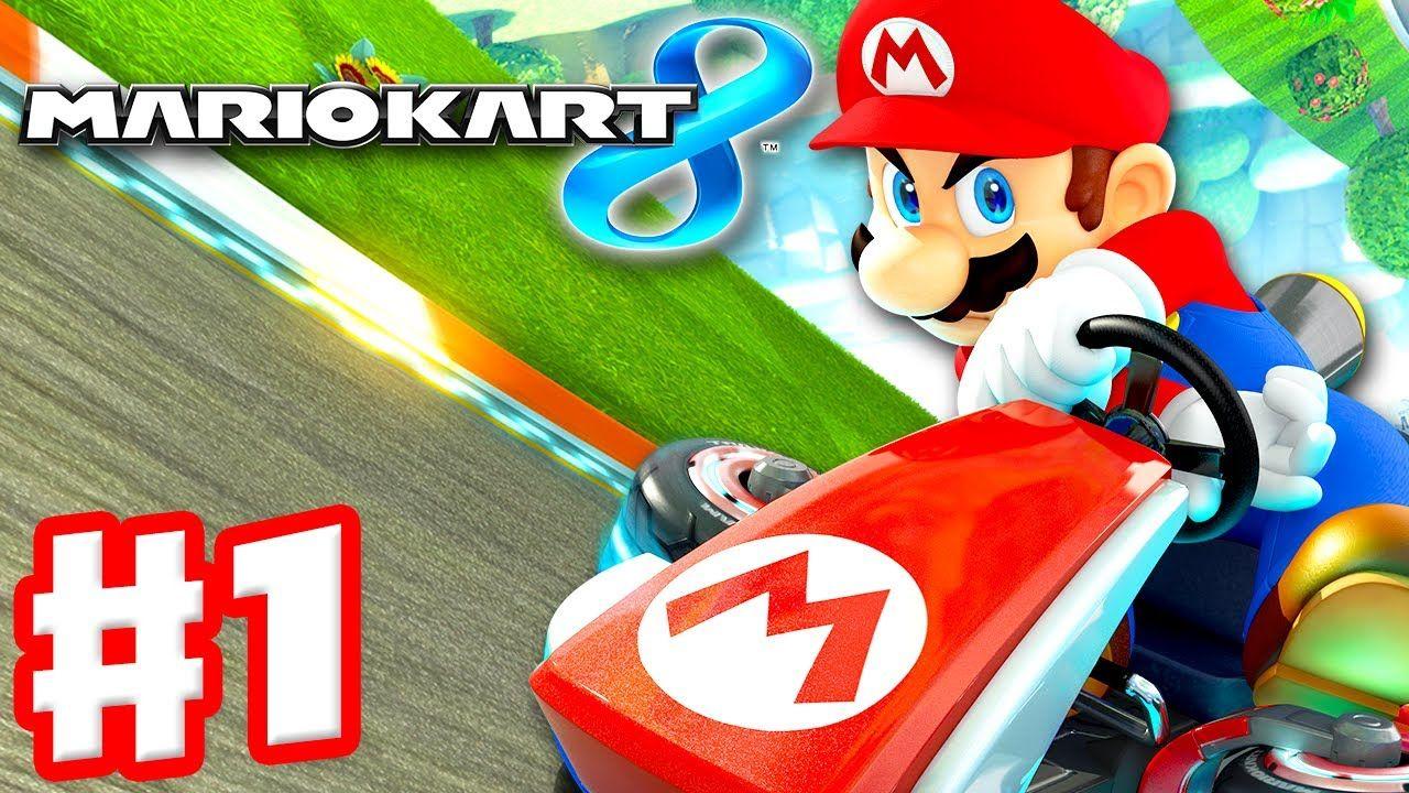 Gameplay 8 mario kart Mario Kart™