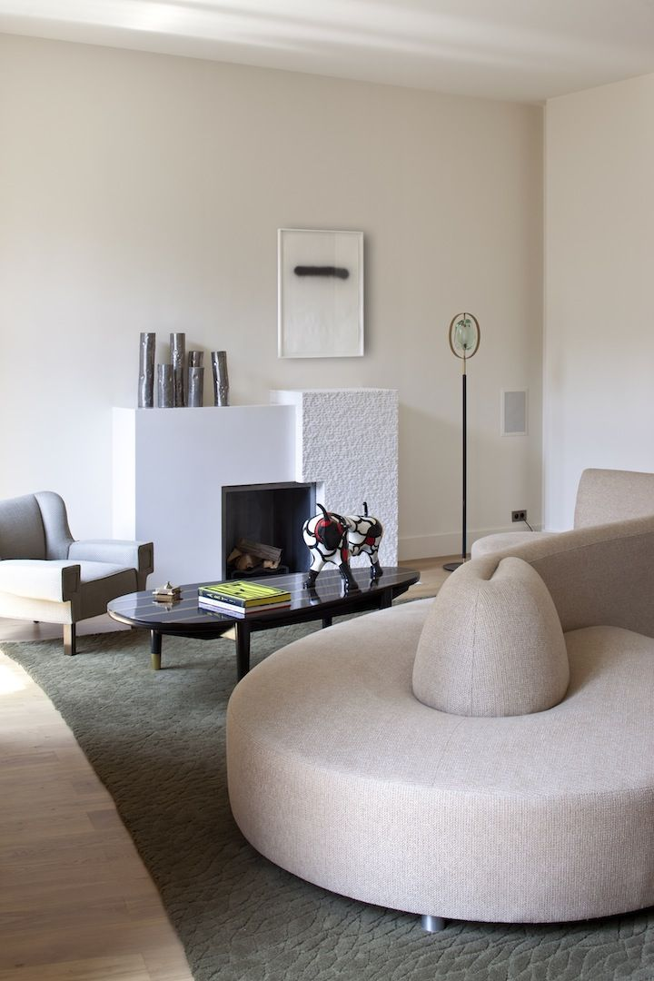 lu0027appartement dans place des ternes Warm Up Pinterest Luxe