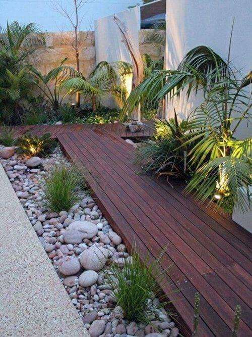 Pin by Marleny Rojas on JARDINES | Pinterest | Gardens, Backyard and Zen Tropical Backyard Ideas on backyard ideas modern, backyard ideas creative, backyard ideas japanese, backyard ideas design, backyard ideas green, backyard ideas water, backyard ideas wood, backyard ideas fun,