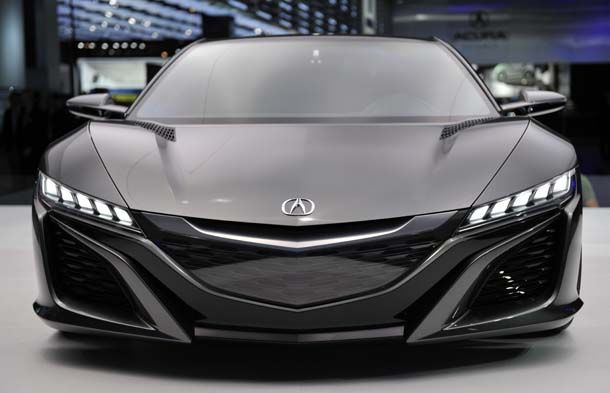 2016 acura nsx black facelift acura nsx cars and dream cars. Black Bedroom Furniture Sets. Home Design Ideas