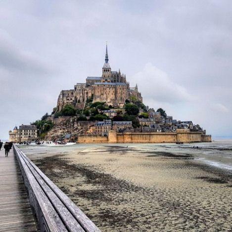 Mont Saint Michel De Granville au Mont Saint Michel – Les Voyages de Valentine