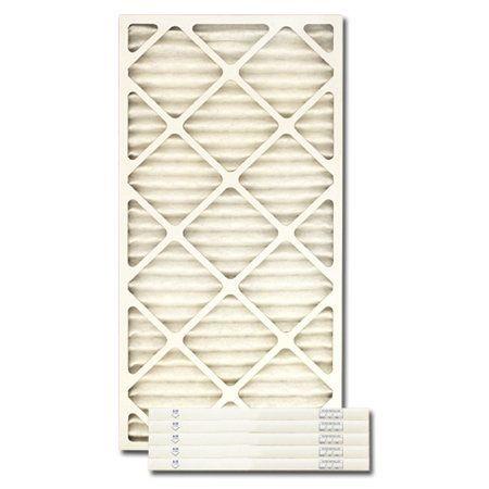 16 X 30 X 1 Merv 13 Pleated Furnace Filter 6 Pack By Koch