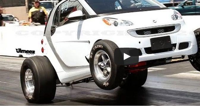 Block Chevy Ed Smart Car Engine Swap