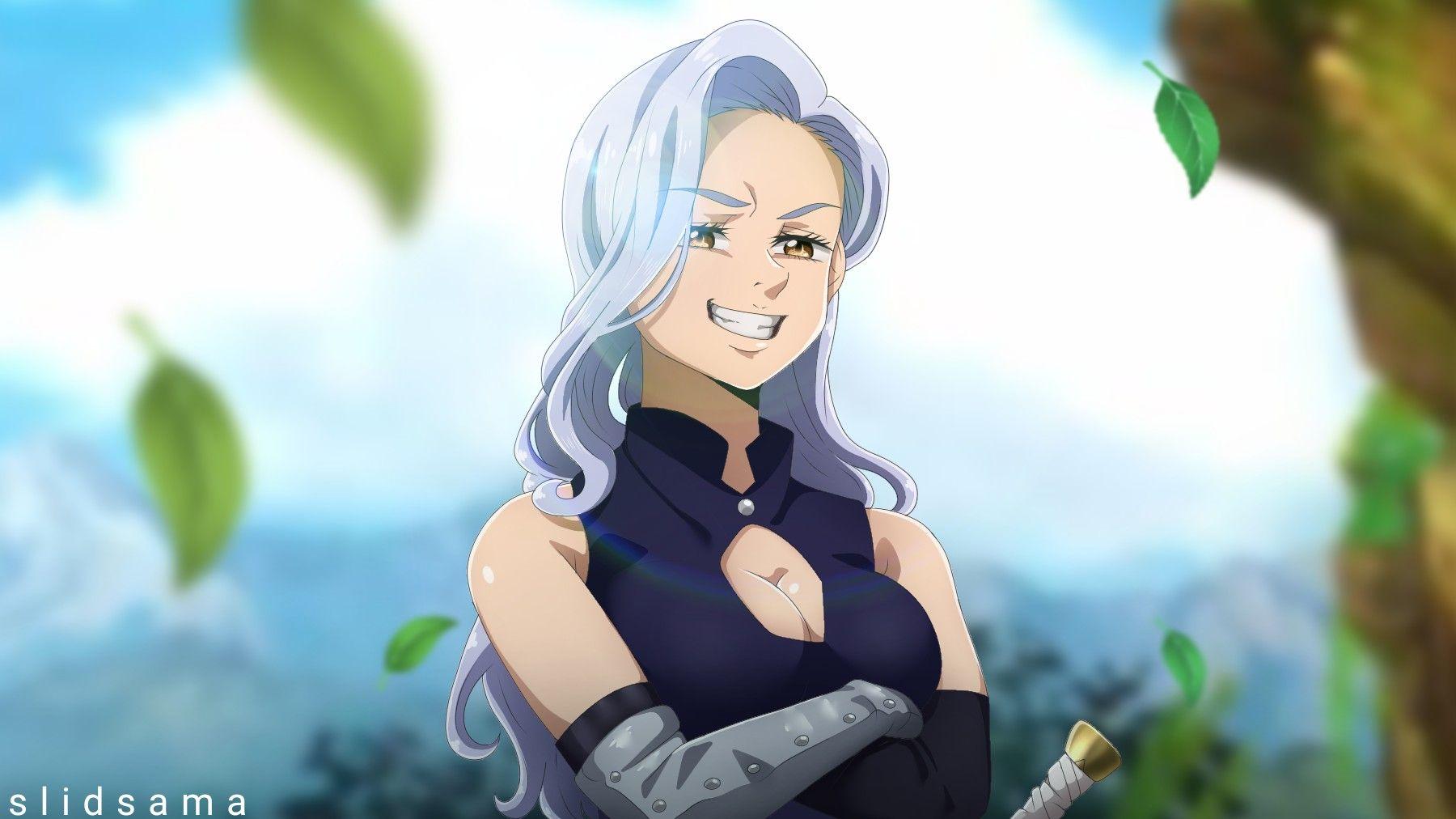 Hijo Tristan Nanatsu No Taizai Jericho en 2020 | Fortnite personajes, Anime 7 pecados ...