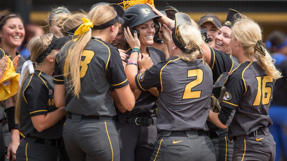 Mizzou softball finishes no. 12/14 in final national polls